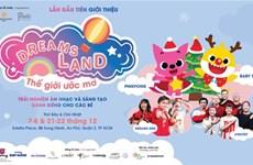 Pinkfong et Baby Shark au Vietnam pour fêter Noël