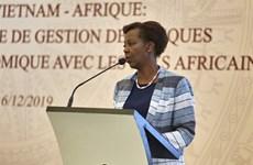L'OIF veut intensifier les coopérations entre le Vietnam et l'Afrique