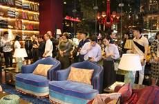 L'italien Etro Home ouvre son premier showroom au Vietnam