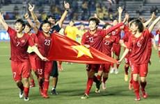 Football : Le Vietnam sur le toit de l'Asie du Sud-Est