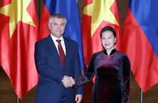 La présidente de l'AN en Russie pour pousser le partenariat stratégique intégral