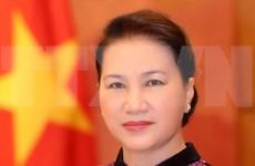 La présidente de l'AN Nguyên Thi Kim Ngân part pour la Russie et la Biélorussie