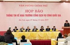 Le portail dichvucong.gov.vn permet d'économiser plus de 181 M de dollars