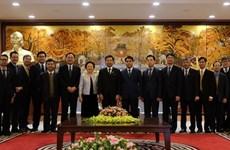 Hanoi s'engage à soutenir les investisseurs japonais