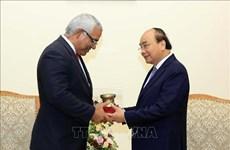 Le PM Nguyen Xuan Phuc rencontre le ministre cubain de la Justice