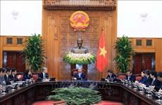 Keidanren contribue grandement aux relations de commerce et d'investissement Vietnam-Japon