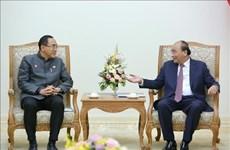 Le Premier ministre Nguyen Xuan Phuc reçoit l'ambassadeur de Thaïlande