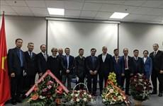 L'Association d'amitié Ukraine-Vietnam tient son 8e congrès