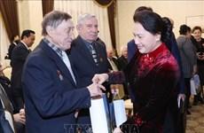 Le Vietnam reconnait pour toujours l'assistance biélorusse