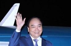 Le Premier ministre part pour le Myanmar