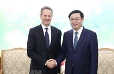 Le Vietnam promet d'ouvrir le secteur des services