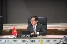 Le Vietnam assume la présidence des représentants permanents auprès de l'ASEAN