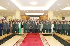 Le leader du PCV exhorte l'armée à montrer la voie en empêchant «l'auto-évolution»