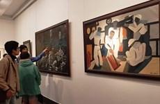 Beaux-arts : les soldats vietnamiens à l'honneur