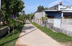 La nouvelle ruralité souffle un vent nouveau à Dông Nai Thuong