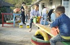Transmettre l'amour de l'école dans les régions montagneuses