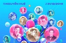 Le Festival Countdown Lights 2020 à Hô Chi Minh-Ville