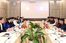 Le Vietnam et le Laos renforcent de la coopération dans les affaires ethniques