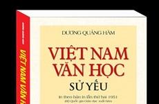 La première histoire littéraire moderne du Vietnam