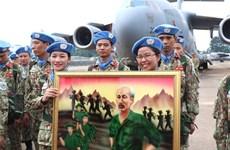La diplomatie de défense contribue à rehausser la position nationale