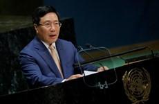 Les acquis diplomatiques affirment la personnalité et l'esprit vietnamiens