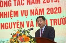 Profiter efficacement des opportunités pour le développement économique en 2020
