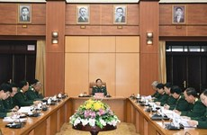 Défense : le Vietnam se prépare aux événements de l'ASEAN en 2020