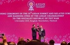 Le Vietnam s'efforce de promouvoir cinq priorités de l'ASEAN