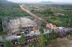 Cambodge: Quatre morts dans l'effondrement d'un immeuble