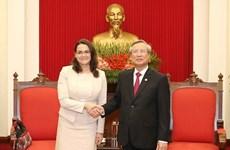 Vietnam-Hongrie : Le PCV et le Fidesz plaident pour des liens accrus