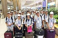 De plus en plus de Vietnamiens travaillent à l'étranger