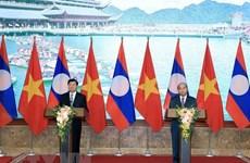 Le Comité intergouvernemental Vietnam-Laos tient sa 42e session