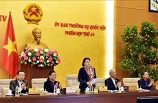 Le Comité permanent de l'Assemblée nationale tient sa 41e réunion