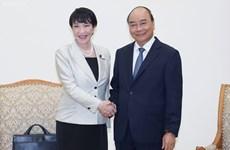 Le Vietnam veut coopérer avec le Japon sur l'e-gouvernement