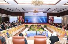 Ouverture de la réunion de l'ADSOM WG élargi