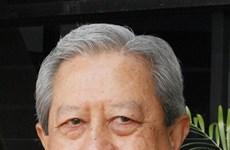 Félicitations au nouveau président du Conseil privé thaïlandais