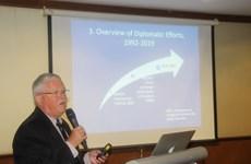 Le COC, instrument pour résoudre les conflits en Mer Orientale