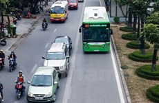 La BM soutient les transports verts de Hô Chi Minh-Ville