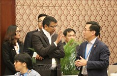 La première réunion de SOM ASEAN 2020 à Nha Trang