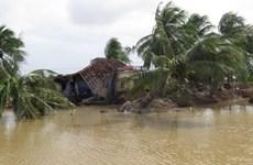 Pour la résilience aux catastrophes naturelles et aux incidents