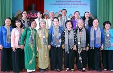 La présidente de l'AN Nguyen Thi Kim Ngan à Ben Tre