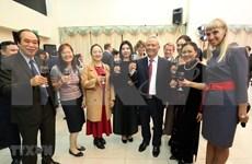 Rencontre des représentants des ONG étrangères à l'occasion du Têt du Rat