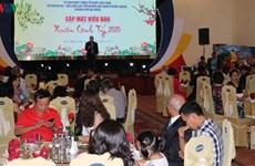 Dà Nang: rencontre avec 200 Viêt Kiêu à l'occasion du Têt