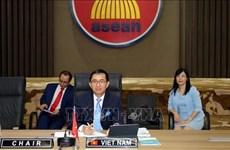 Le Vietnam dirige une réunion du Conseil d'administration de l'ASEAN-IPR