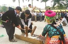 Le Têt chez les montagnards H'mông et Kho Mú