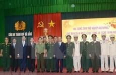 Le Premier ministre Nguyên Xuân Phuc formule ses vœux du Têt à Dà Nang