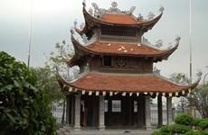 A Hanoï, une pagode conserve encore sa beauté antique