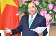 Le PM expose les principales orientations et les objectifs à venir