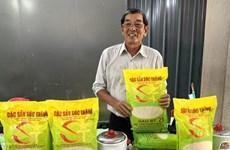 Hô Quang Cua et le «Meilleur riz du monde»