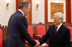 """Entre la Russie et le Vietnam, une """"amitié qui dure depuis des décennies"""""""